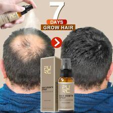 PURC2019 New Hair Growth Spray Fast Grow Hair hair lossTreatment Preventing Hair
