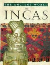 Ancient World: The Incas by Chloe Sayer & Robert Hull c1999 VGC Hardcover