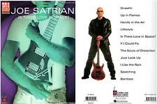 "JOE SATRIANI ""Is There Love In Space ?"" 11 Titres(PARTITIONS / SHEET MUSIC) 2004"