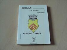 livre CUISEAUX son histoire, ses histoires - Bernard MOREY