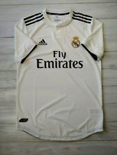 Real Madrid authentic jersey medium 2019 climachill shirt Cg0561 soccer Adidas