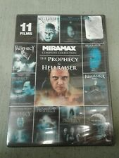 The Prophecy  Hellraiser: Miramax Complete Collection (DVD, 2012, 4-Disc Set)