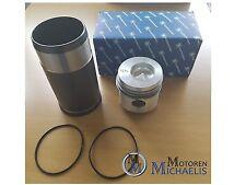 Zylinder Kolben MWM D227 - Fendt Favorit 610LSA, Renault 68-12 -Bolzen Ø 32 - KS