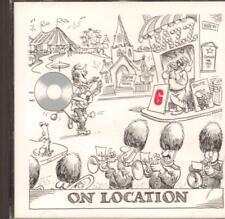 Various Jazz(CD Album)On Location-