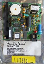 WinSystems PCM-33.6M      PC / 104 FAX/MODEM module