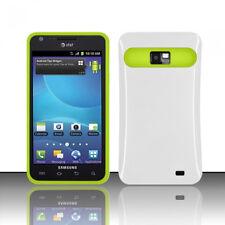 Straight Talk Samsung Galaxy II 2 S959G TPU Candy HYBRID GLOW Case Phone Cover