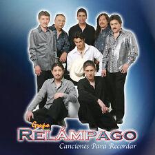 Canciones Para Recordar by Grupo Relampago (CD, Sep-2005, Sony Discos Inc.)