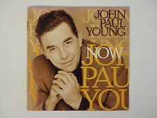 JOHN PAUL YOUNG NOW RARE OOP OZ POP CD HARRY VANDA