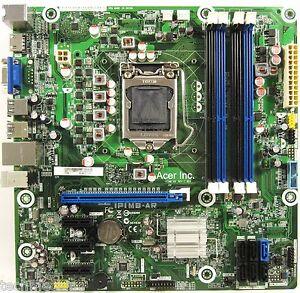 Gateway DX4870 Intel Motherboard IPIMB-AR REV: 1.02A DB.GDQ11.001 Win8