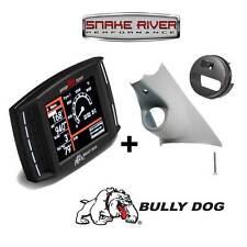 BULLY DOG TRIPLE DOG GT DIESEL W A-PILLAR MOUNT FOR 10-12 DODGE RAM CUMMINS 6.7L