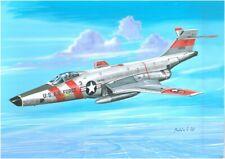 Rf-101c Voodoo Operation Sun Run (1/72 Model Kit VALOM 72131)