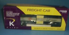 K-Line S Gauge Missouri Pacific Box Car #K 511-011