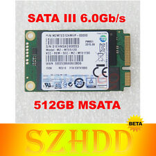 NEW SAMSUNG PM851 SSD 512GB mSATA 3.0 6Gbps Solid State Drive For PC Laptop