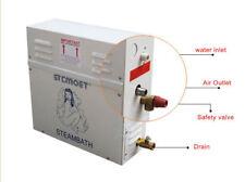 15kw Bathroom Steam Generator Sauna Steam Khan Stove with Controller 15m³ 380V