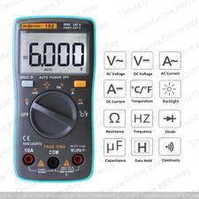 MULTIMETRO DIGITAL AMPERIMETRO VOLTIMETRO TEMPERATURA DIGITAL LCD TESTER AC/DC