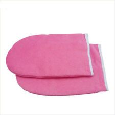 1Pair Beauty Heat Preservation Paraffin Hot Wax Hand Foot Protection Care Gloves