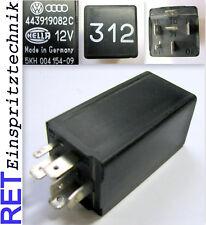 Relais 312 Steuerrelais HELLA 443919082C Audi 80 90 100 original