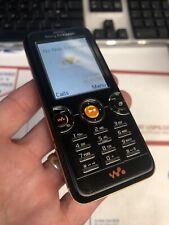 Great Shape Rare Gsm Unlocked Sony Ericsson W610i Basic Music Bar World Phone