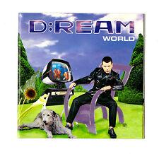 D:REAM - WORLD (CD 1995) (WITH LYRIC INSERT) DREAM