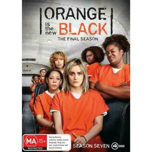 ORANGE is The New BLACK Season 7 Final : NEW DVD