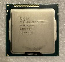 Intel Core i7-3770 Quad Core 3.40GHz 8MB LGA1155 Desktop Processor CPU