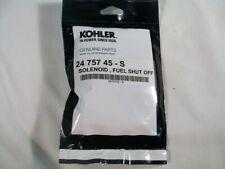 24 757 45-S Carburetor Fuel Shut Off Solenoid, New In Sealed Package