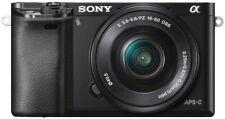 Sony Alpha 6000 Fotocamera Mirrorless GARANZIA UFFICIALE SONY ITALIA 2 ANNI