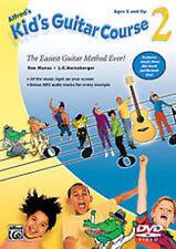 Kids Guitar Course 2 DVD; Harnsberger & Manus, DVDs, ALFRED - 31994
