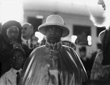 Empress Menen Asfaw Queen of Abyssinia Ethiopia 1933 7x5 Inch Photo Reprint