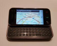 Nokia N97 mini 8GB Schwarz Navi Edition, Bluetooth Heatset Zubehörpaket