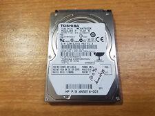 Toshiba 640GB SATA Laptop Hard Drive MK6476GSX TESTED