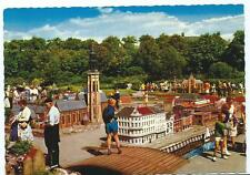 Colour Postcard of Walcheren Miniature Park, Holland