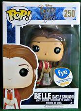 BELLE (CASTLE GROUNDS) #250 Disney's Beauty and the Beast FYE Funko Pop!