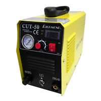 RICHMOND CUT50 AIR INVERTER PLASMA CUTTER 220V 50A PLUS 30 CONSUMABLES