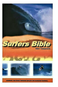 Surfers Bible New Testament Christian Surfers  Belsahw Maligro Ringrose book