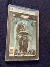 BATMAN EARTH ONE SPECIAL PREVIEW EDITION  #0  CGC 9.8
