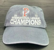 Pawtucket Red Sox Minor League Baseball Hat 2014 International Champions