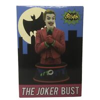 DIAMOND SELECT TOYS Batman Classic 1966 TV Series THE JOKER BUST 1634/3000 NEW