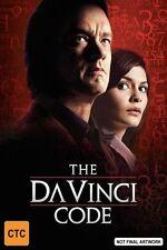 The Da Vinci Code (DVD, 2008, 2-Disc Set) Tom Hanks