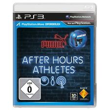 After Hours Athlets (Move) PS3 Playstation 3 NUOVO + conf. orig.