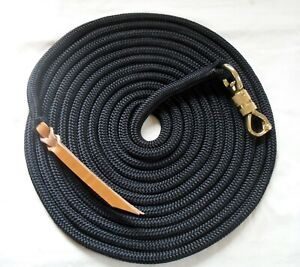 EASY-DOES-IT TRAINING LINES/LEADROPES, PARELLI, NATURAL HORSEMANSHIP. 6FT - 22FT