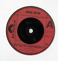 DAMON METRO * CAN I WISH YOU A MERRY CHRISTMAS * POLYDOR 2058 815 PLAYS GREAT
