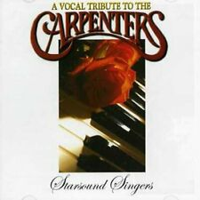 Vocal Tribute to the Carpenters.