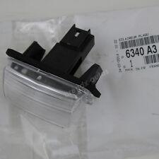 Genuine Citroen Berlingo, C3, C5, Xsara Number Plate Light / Lamp 6340A3