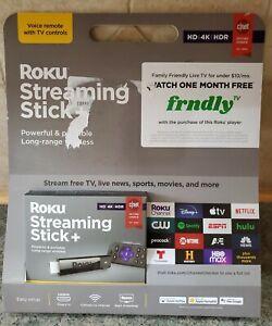 ROKU STREAMING STICK hd 4k