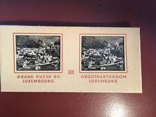 Stereobilder  Raumbild Verlag Luxemburg  10 Bilder Serie 3