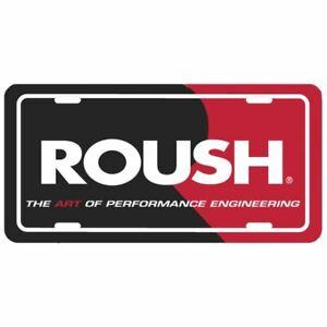 Roush Performance Metal Dealer Plate
