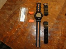 CUSTOM! Casio G-Shock Tough Solar BLACK/ ORANGE  Men's Watch G-6900KG-3 UNIQUE !
