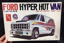 FORD HYPER HUT VAN Japan Edition 1/25 MODEL KIT AMT / GAKKEN JAPAN