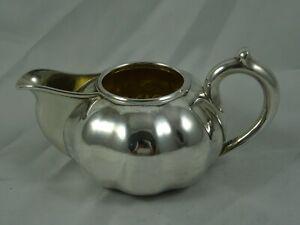 SMART RUSSIAN silver MILK JUG, 1855, 169gm